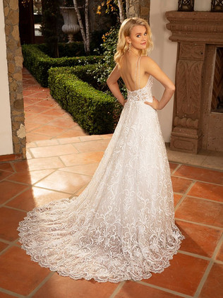 Casablanca Bridal - Charlotte 2378