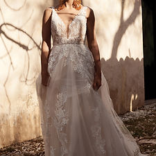 Lillian West Bridal Gown available at Mara Bridal Store, Charles City, Iowa