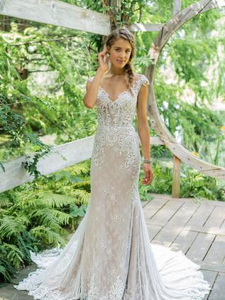 Lillian West Style 66012