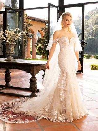 Casablanca Bridal Style 2376 ~ Karina