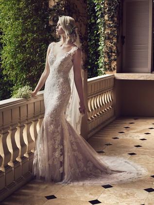 Casablanca Bridal 2228 Belladonna