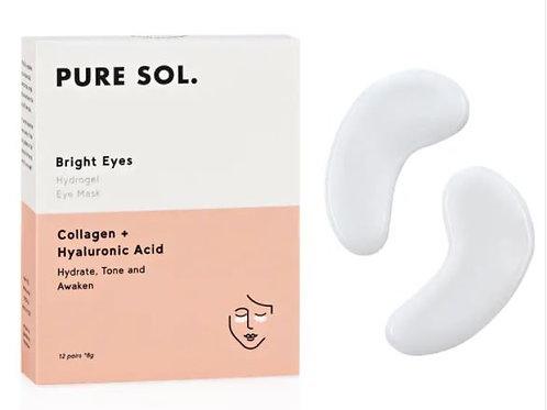 Bright Eyes: Hydrogel Eye Patch