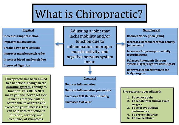 What is chiropractic?, How Chiropactic Works