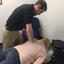 Mid back and Shoulder Pain