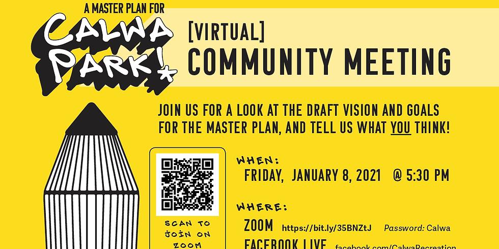 CALWA Park [Virtual Community] Meeting