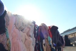 Clothes sent to Pakistan, Africa, and UK wholesale