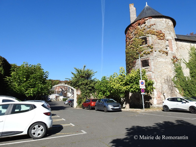 Place porte Brault