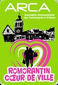 logo ARCA association des commercants romorantin.png