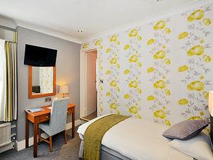 Single room Ardington Hotel Worthing