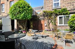 Eden Room Courtyard Garden