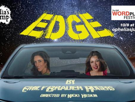 Edge at Ophelia's Jump