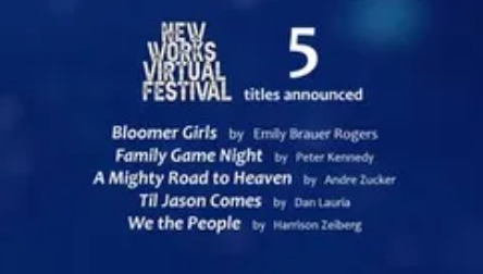 New Works Virtual Festival