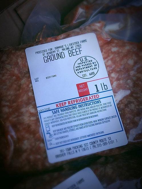 Ground Beef - 1#