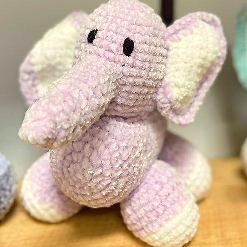 Elephants - handmade