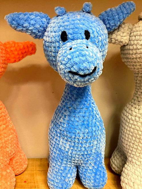 Giraffe - handmade