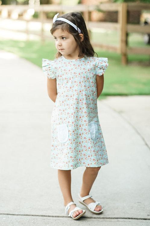Georgia Floral Dress