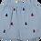 Thumbnail: Anchors Aweigh (Red) Short Set