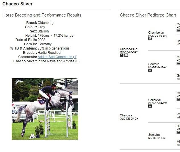 Chacco Silver