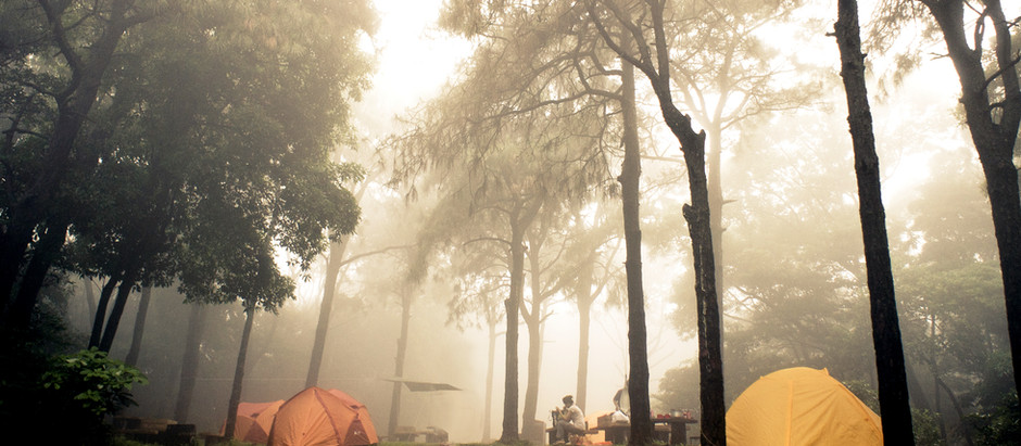 What are the worst mistakes you can make camping?