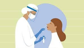 COVID 19 Nasal PCR testing locations near La Grange, IL
