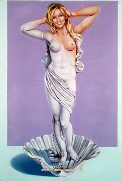 The Transfiguration of Galatea #3