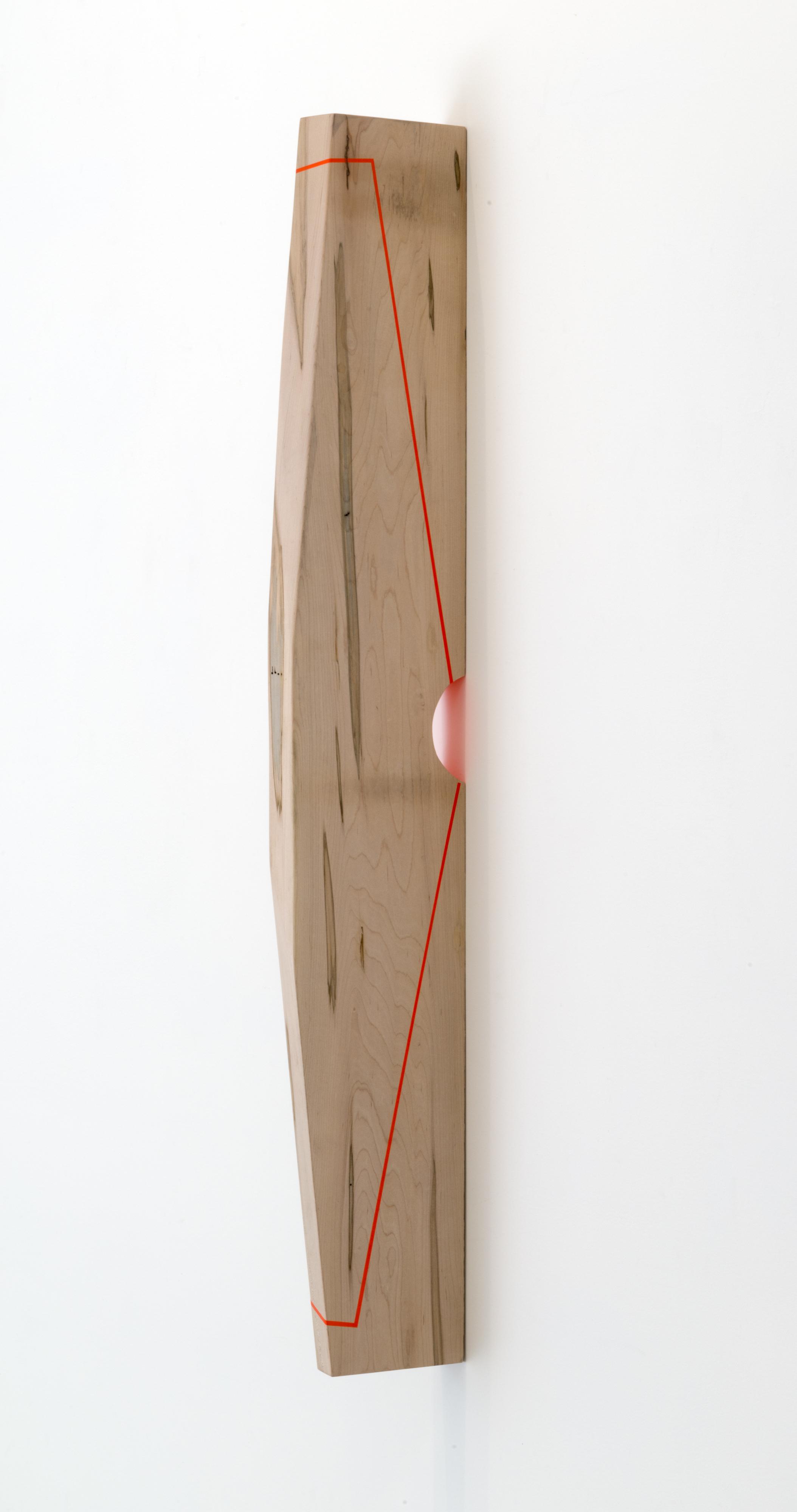 "James Busby, ""Knee Deep"", 2016"