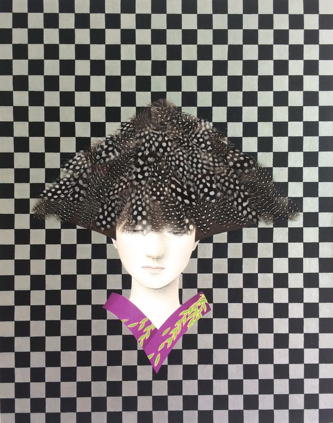 Yoshiwara Girl (Umbrella Lover)