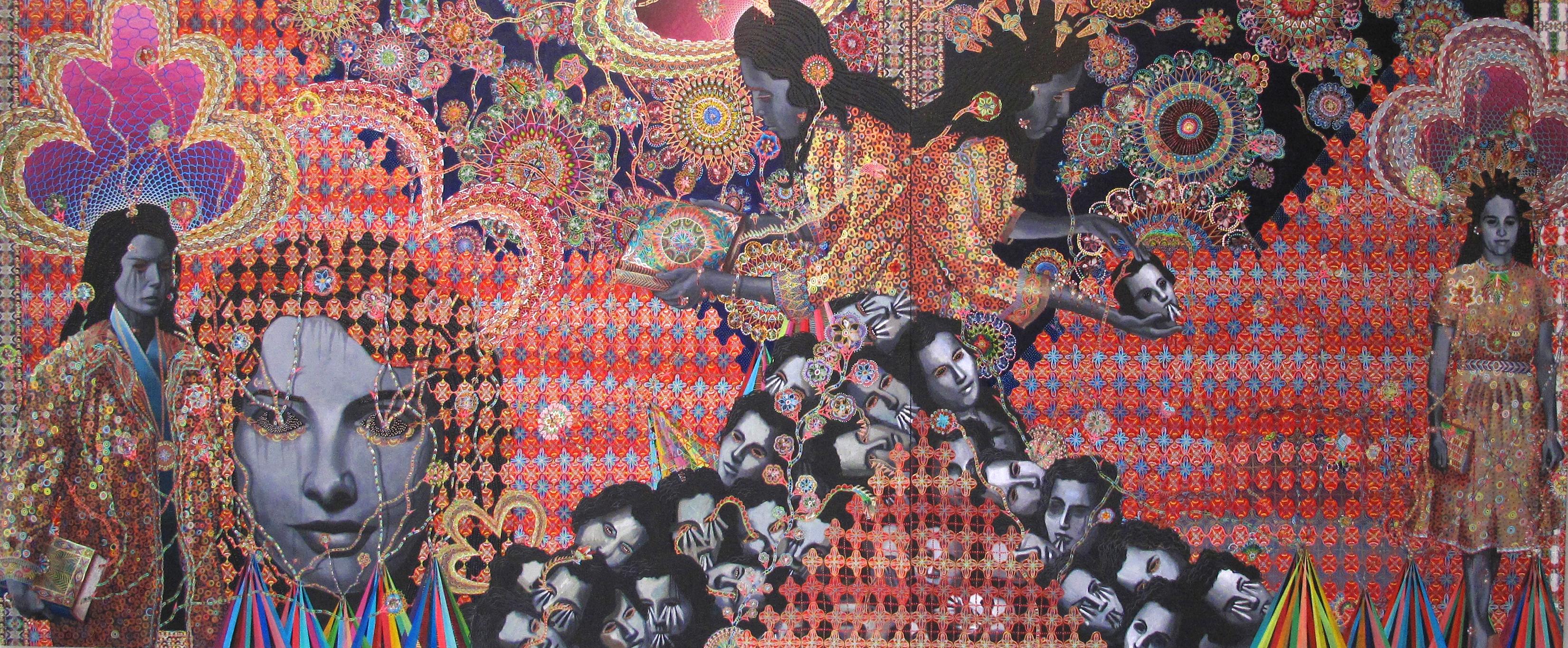 Les Femmes D Alger #20, 2012