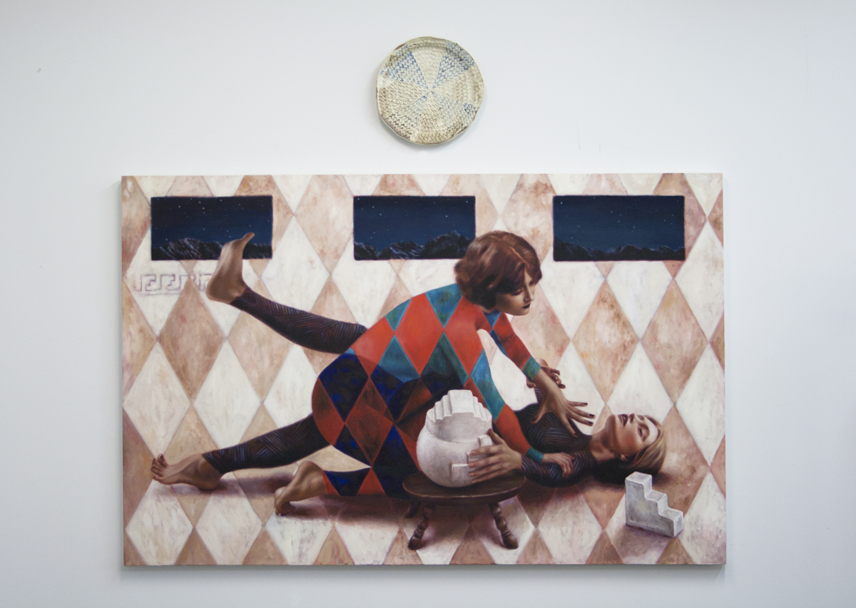 Fighting with the Shadow, 2014