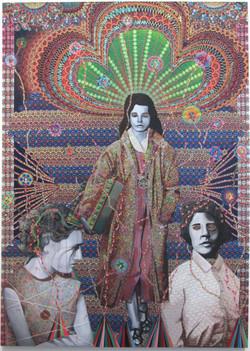 Les Femmes D'Alger # 38, 2014