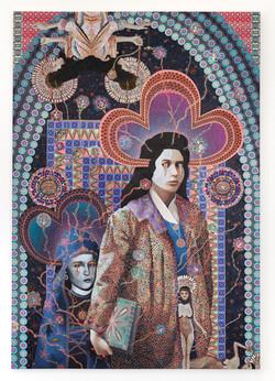 Les Femmes D'Alger #82, 2020