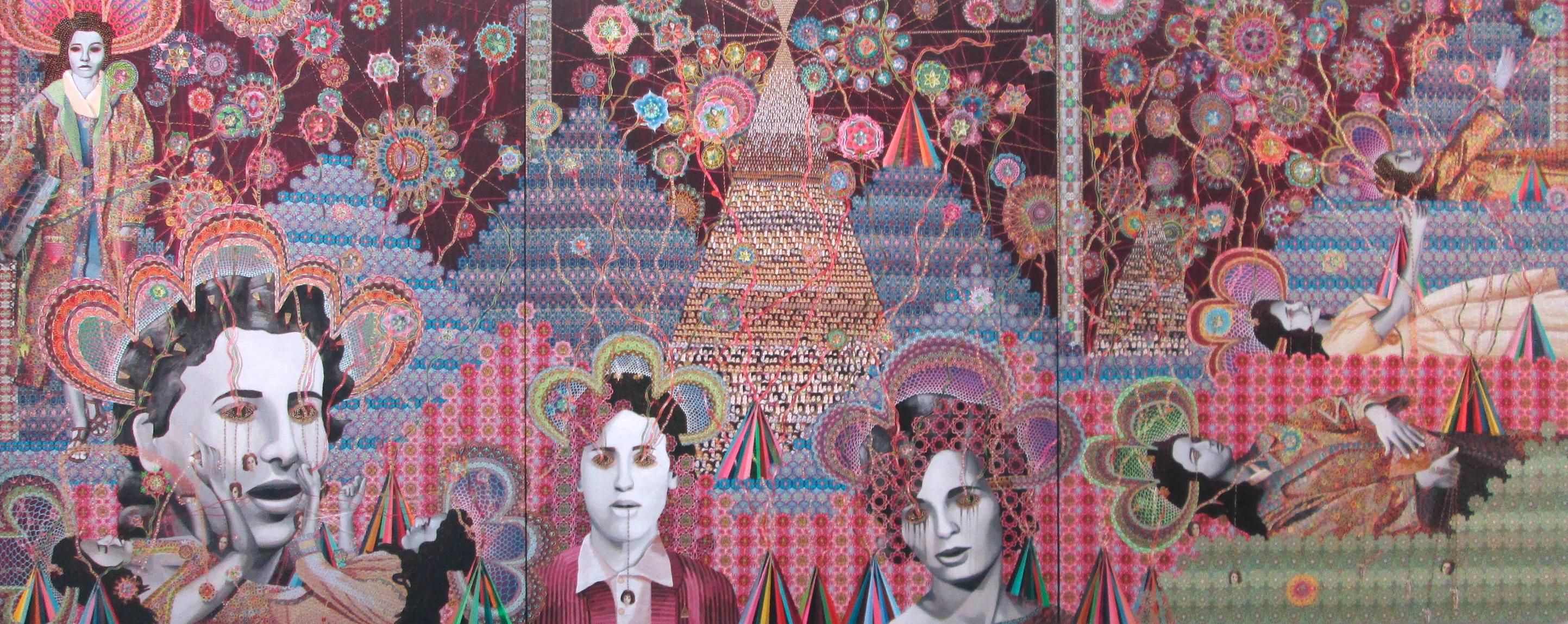 Les Femmes D'Alger #40, 2014