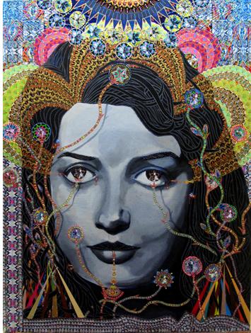 Les Femmes D'Alger Djamila, 2010
