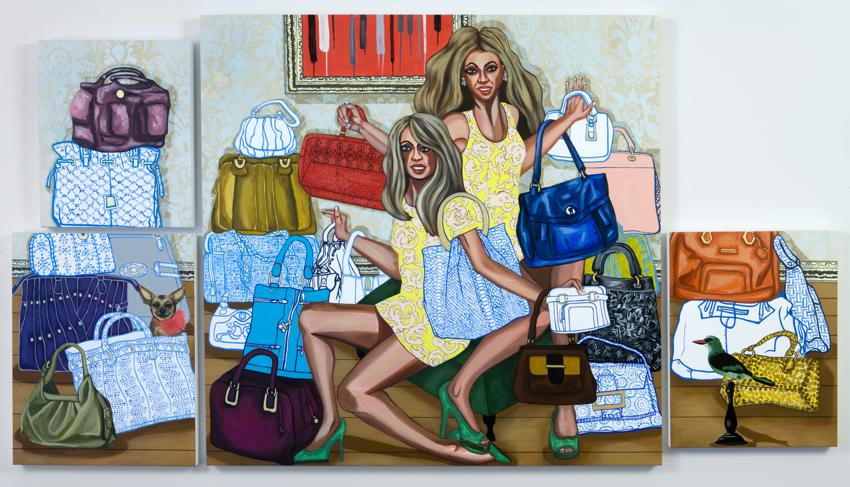 The Shopper, 2008