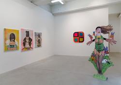 """""""She Rocks"""" installation"""