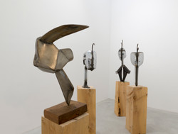 """Heroes"" installation"