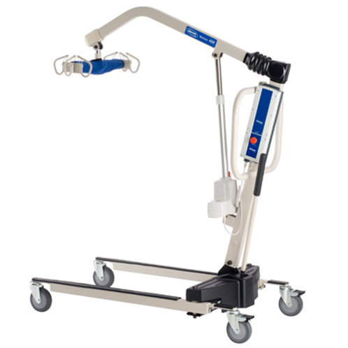 Battery-Powered Patient Lift