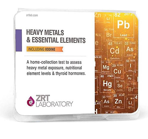Heavy Metals and Essential Elements Test Kit