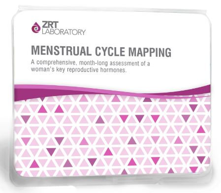 Menstrual Cycle Mapping Test Kit