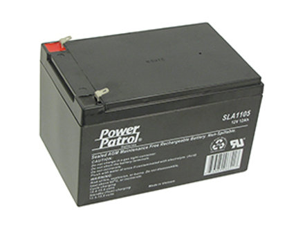 Battery - 12V 12AH 187 FASTON