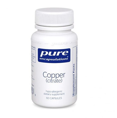 Copper (citrate)
