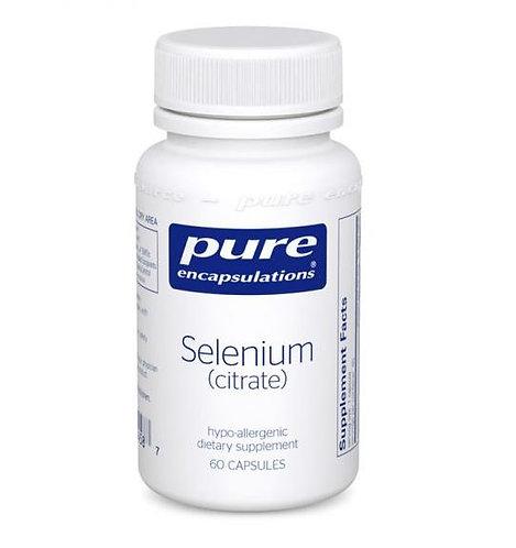 Selenium (citrate)