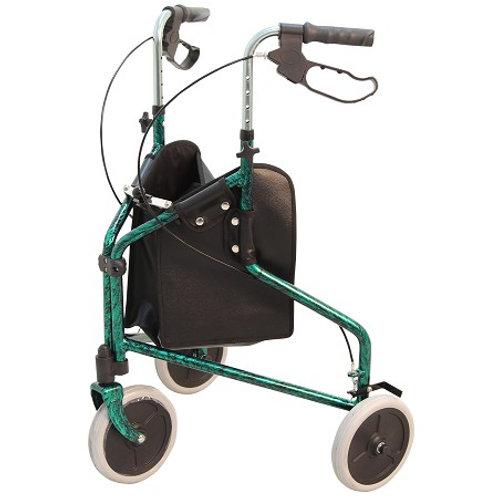 3 Wheeled Aluminum Rollator