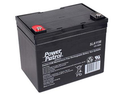 Battery - 12V 35AH Insert Bolt/Nut