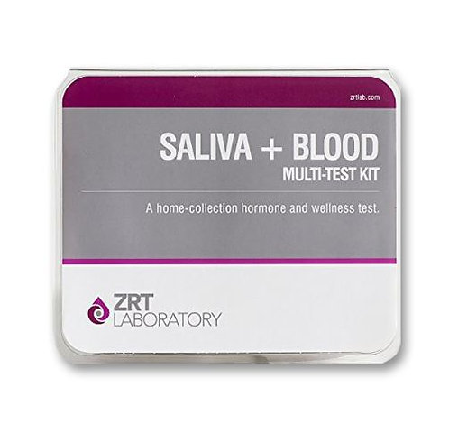 Saliva + Blood Multi-Test Kit