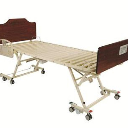 Low Bed - Twin Elite Riser