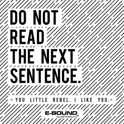 Quote E-bound