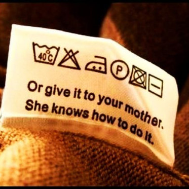 Wash & care labels explained