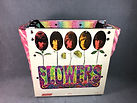 ROLLING STONES FLOWERS TOTE