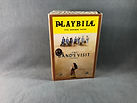 THE BAND'S VISIT PLAYBILL HANDBAG